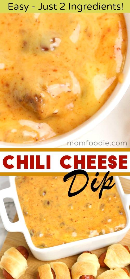 Chili Cheese Dip Pinterest
