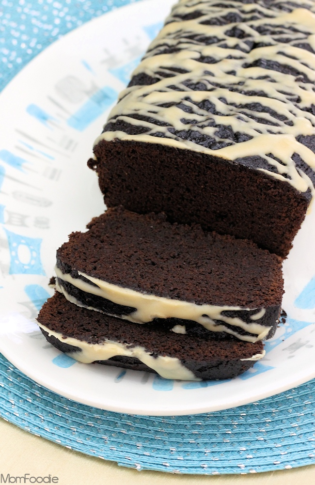 Chocolate Gingerbread Poundcake recipe