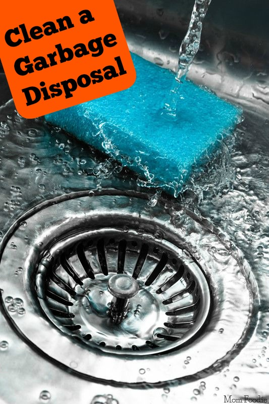 Clean a Garbage Disposal