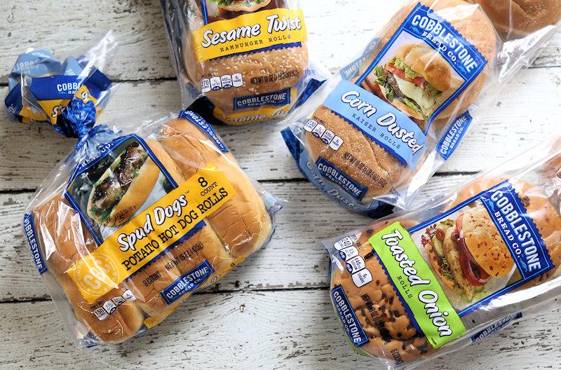 Cobblestone Bread Co. Rolls