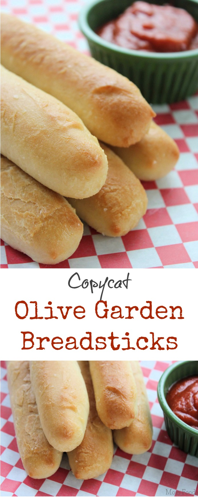 Copycat Olive Garden Breadsticks Homemade recipe