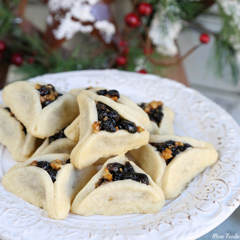 Cranberry Walnut Stuffed Cookies