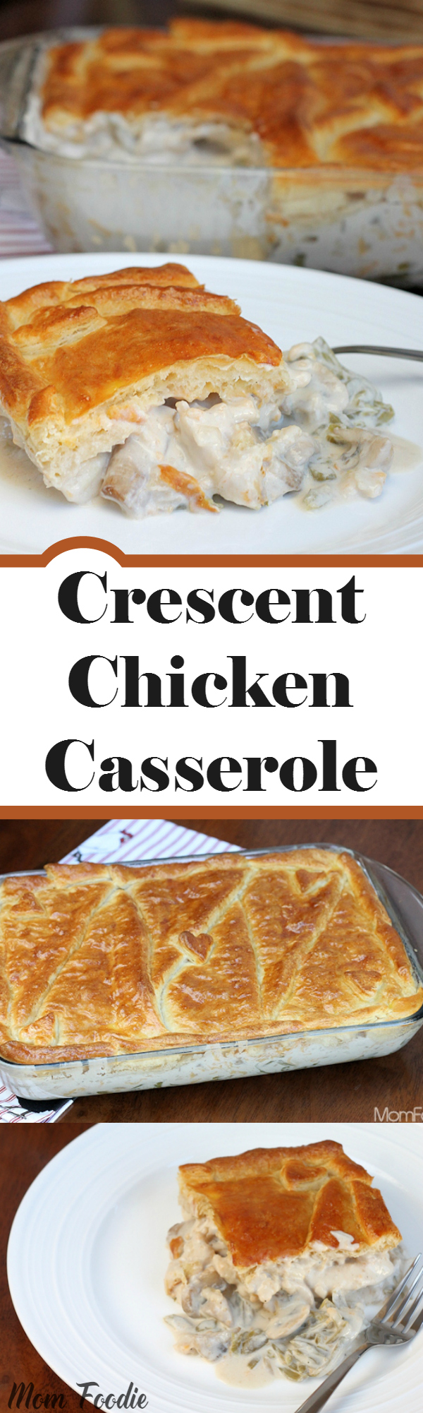 Crescent Chicken Casserole