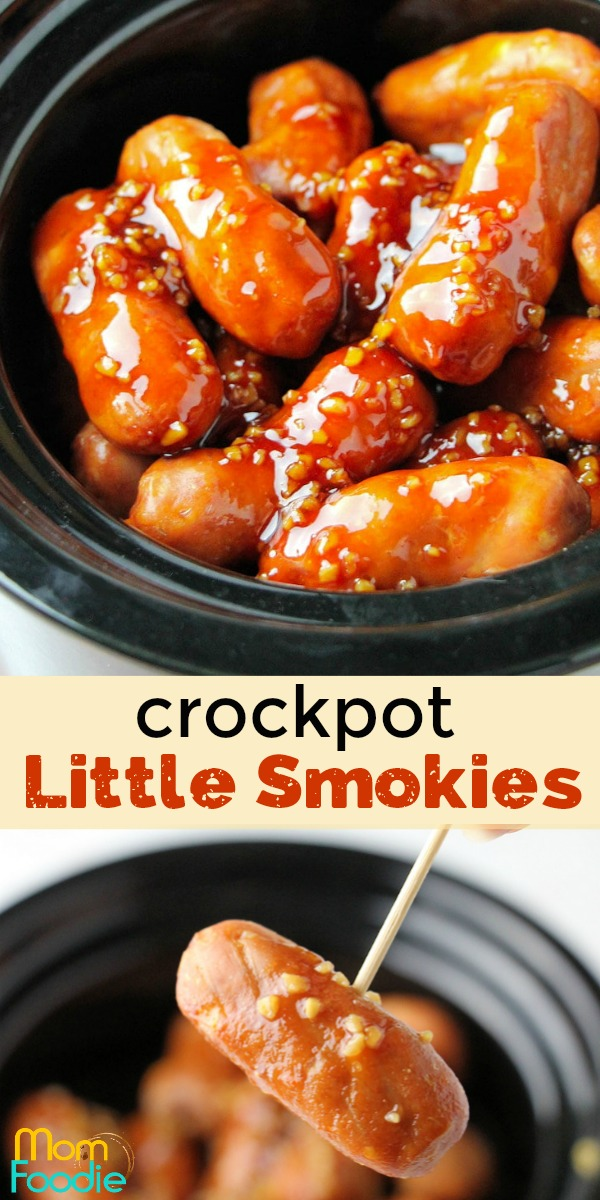 Little Smokies Crock Pot Recipe: Little Smokies Appetizers ...