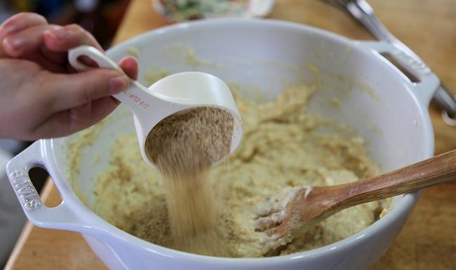 Croquette mix