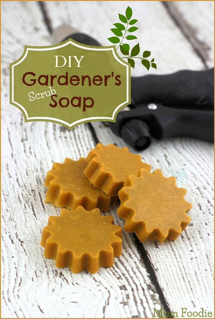 DIY Gardener's Soap