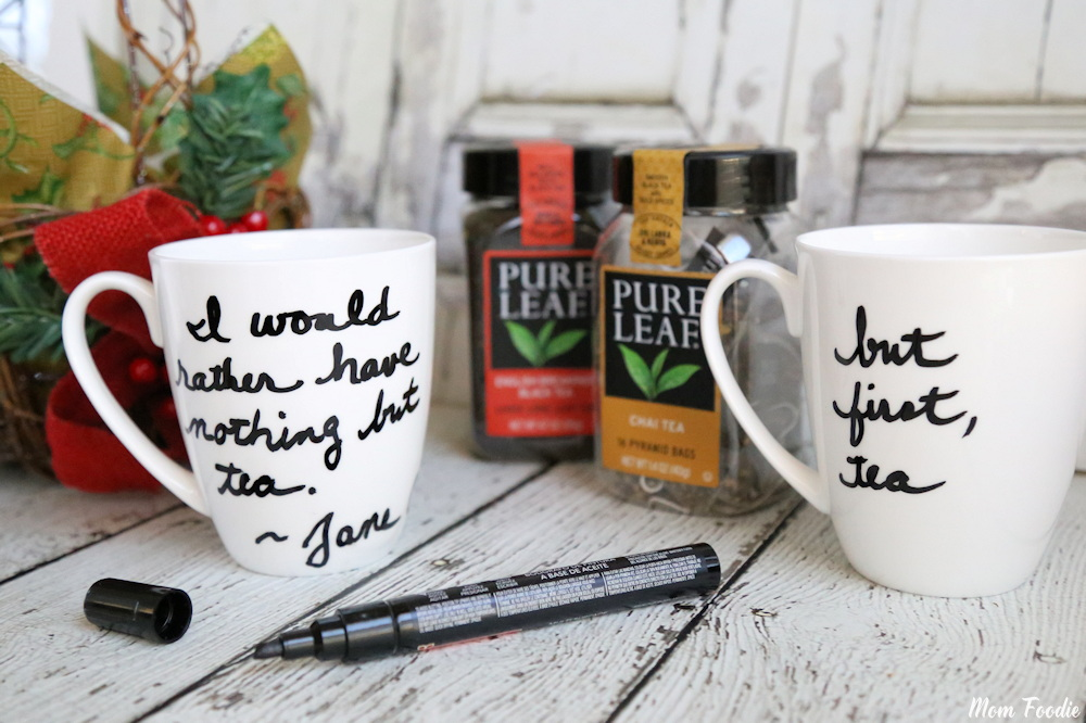 DIY Personalized Tea Cup