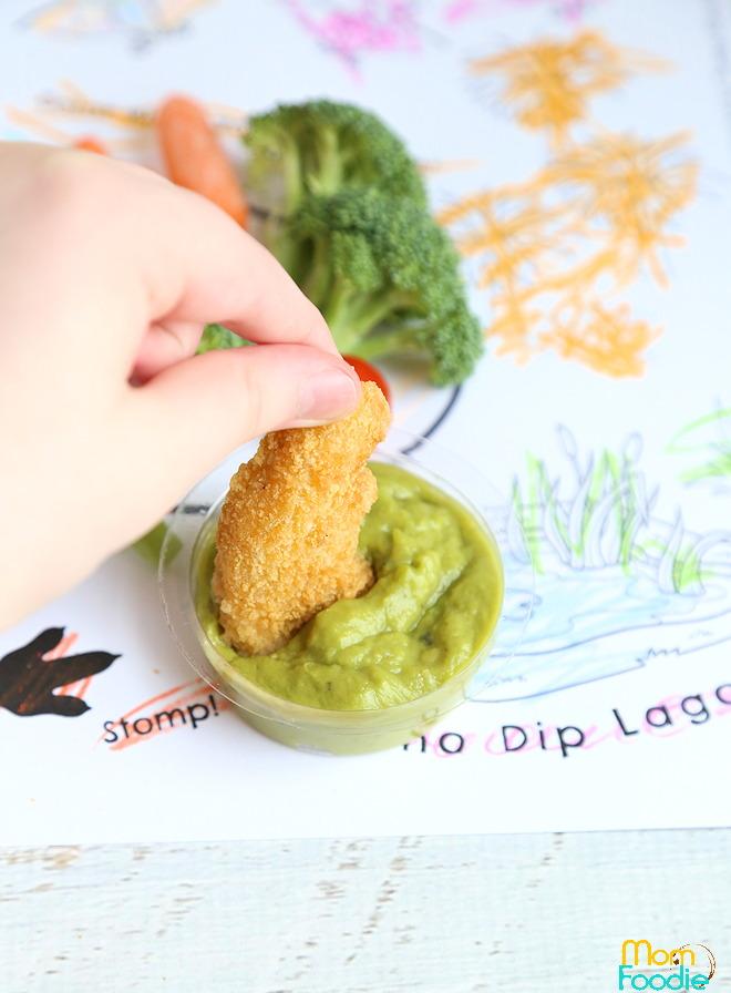 Dinosaur Nuggets
