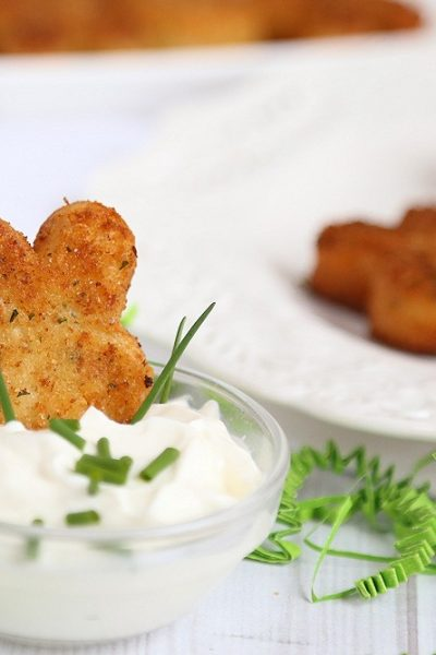 Easter Bunny Potato Croquettes Recipe