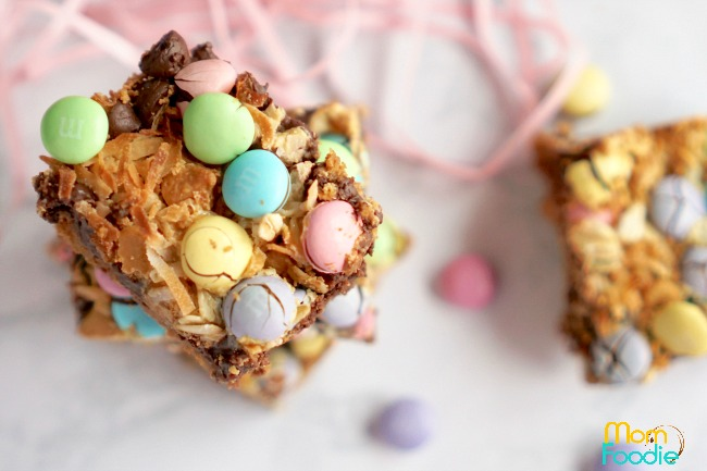 Easter Magic Bars