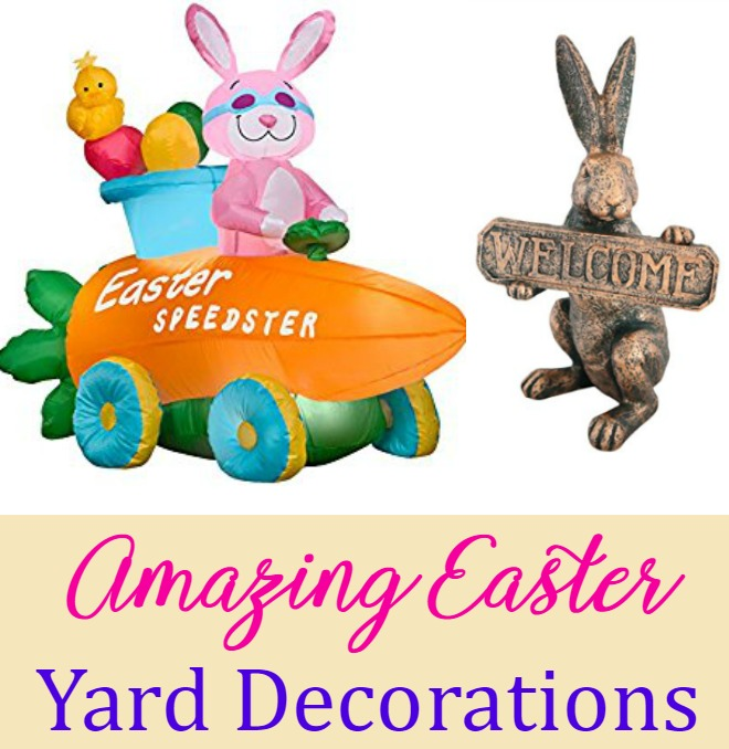 Easter Yard Decorations