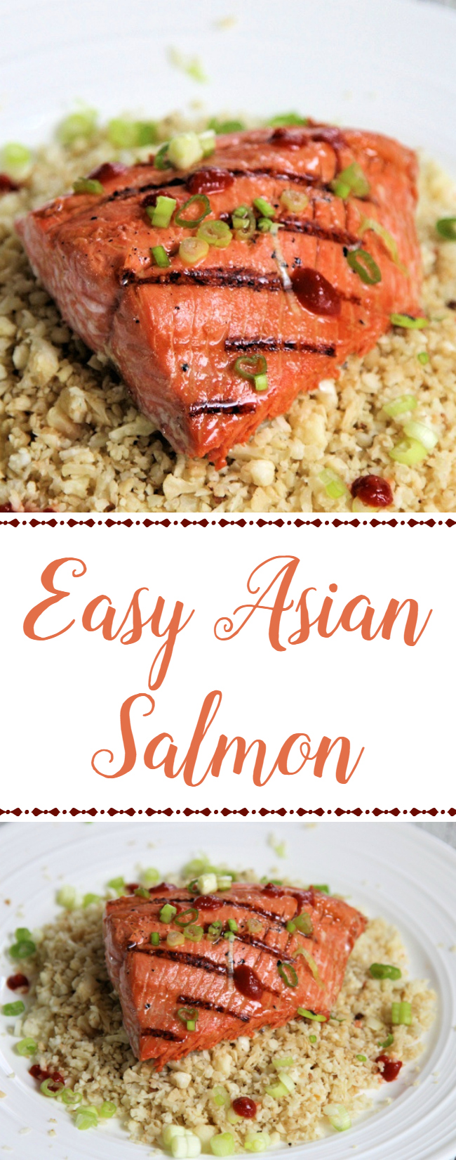 Easy Asian Salmon
