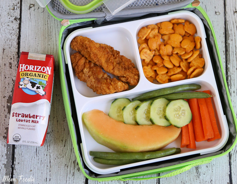 Easy Balanced Bento Lunch