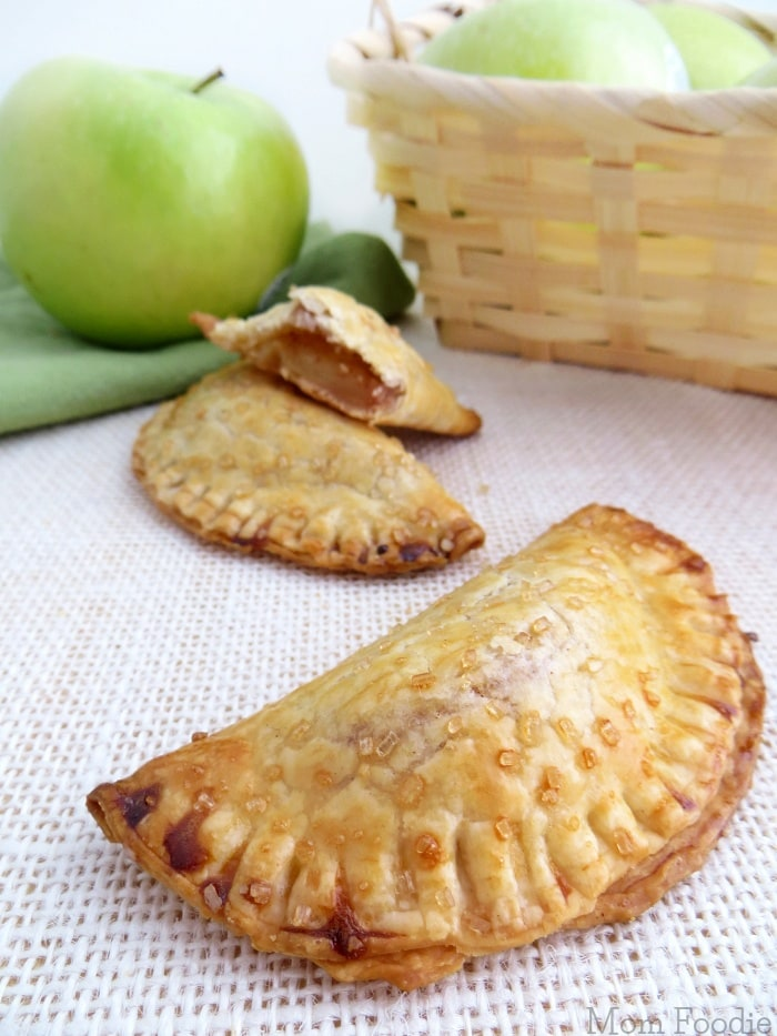 Easy Caramel Apple Hand Pies Recipe
