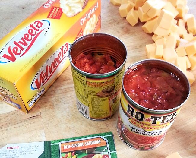Easy Queso Dip Recipe