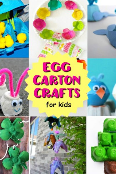 24 Egg Carton Crafts for Kids: Crafty Recycling Fun!