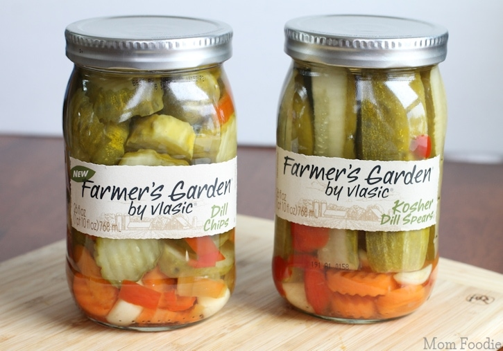 Farmer's Garden Pickles
