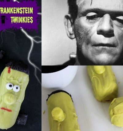 Frankenstein Twinkies