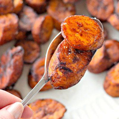 Fried Sweet Plantains - Maduros Recipe