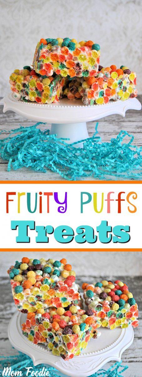 Fruity Puffs Treats Recipe