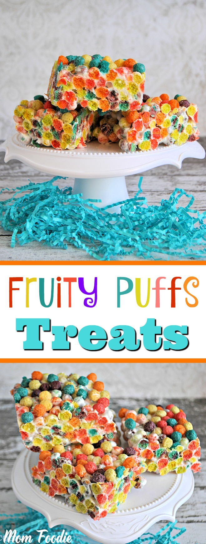 Fruity Puffs Treats Recipe