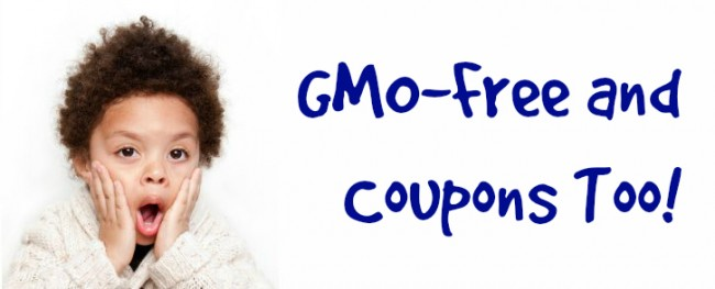GMO-Free Food Coupons