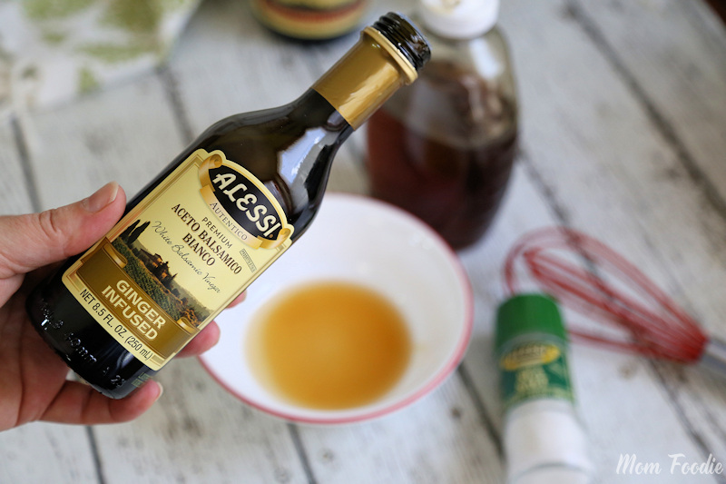 Ginger Infused White Balsamic Vinegar