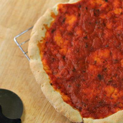 Gluten Free Pizza GFCF