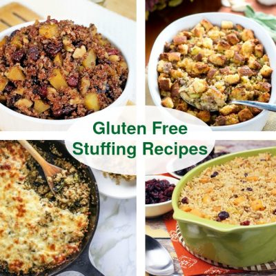 10 Gluten Free Stuffing Recipes, Perfect for Thanksgiving