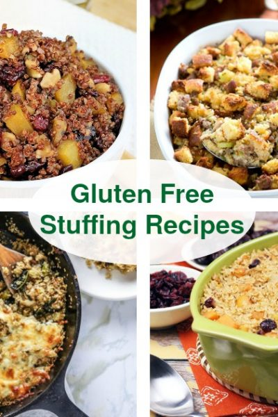 Gluten Free Stuffing Recipes