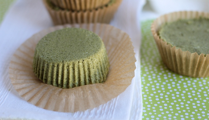 Green Tea Bath Bombs Recipe - Matcha