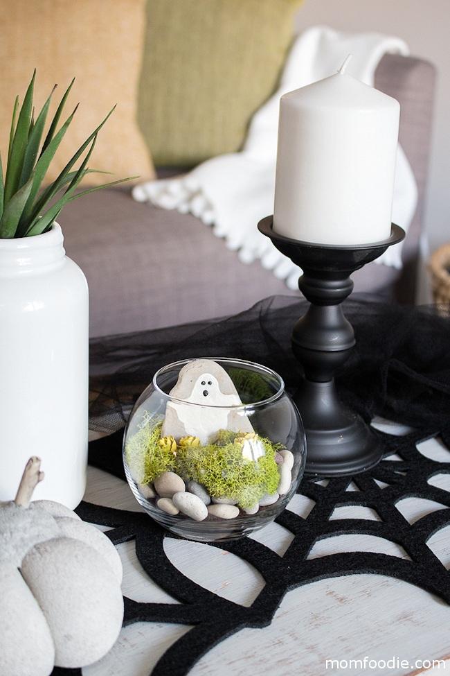 Halloween Terrarium diy