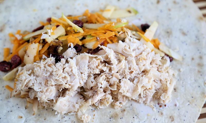 Harvest Turkey Wrap 3