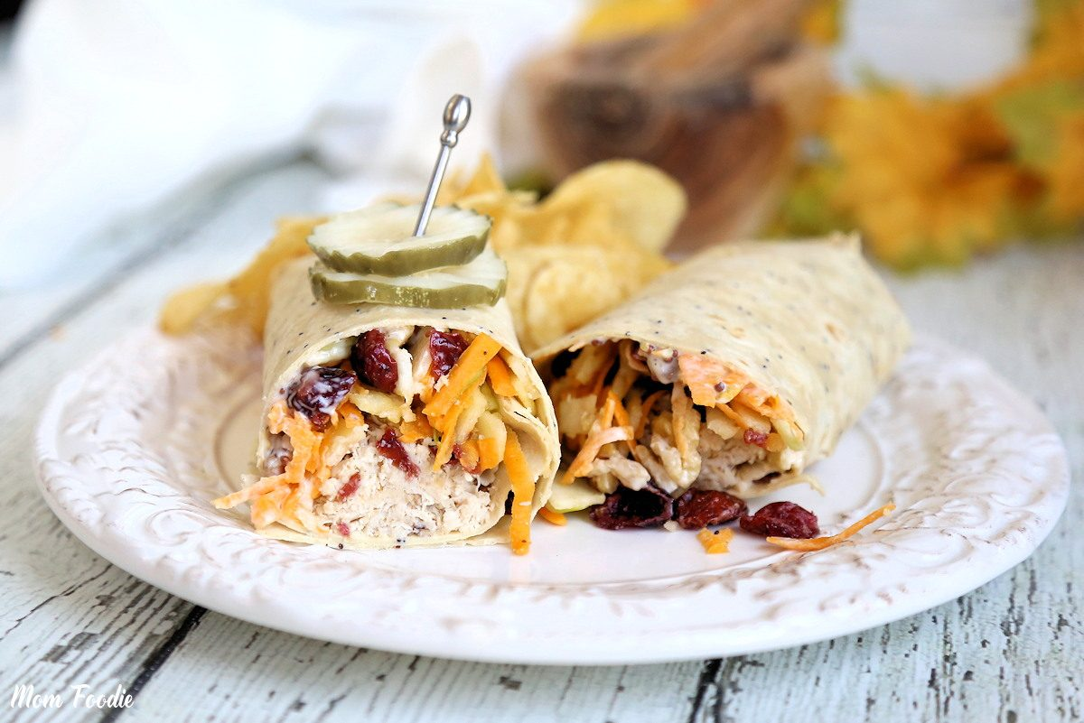 Harvest Turkey Wrap Recipe