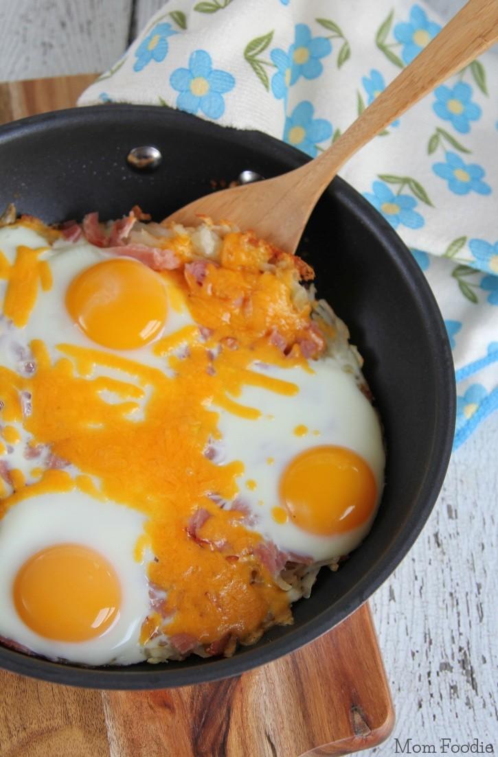 Hash Brown Breakfast Skillet Recipe