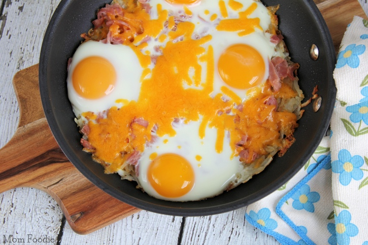Hash Brown Breakfast Skillet Recipe