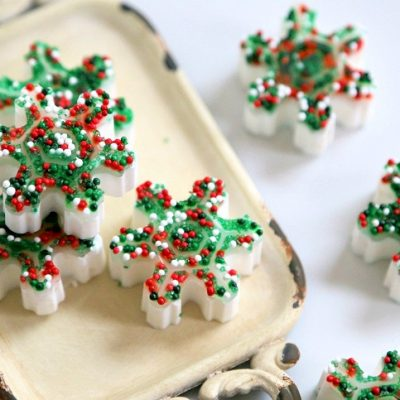 Homemade Holiday Guest Soaps: Easy DIY Gifts for Christmas