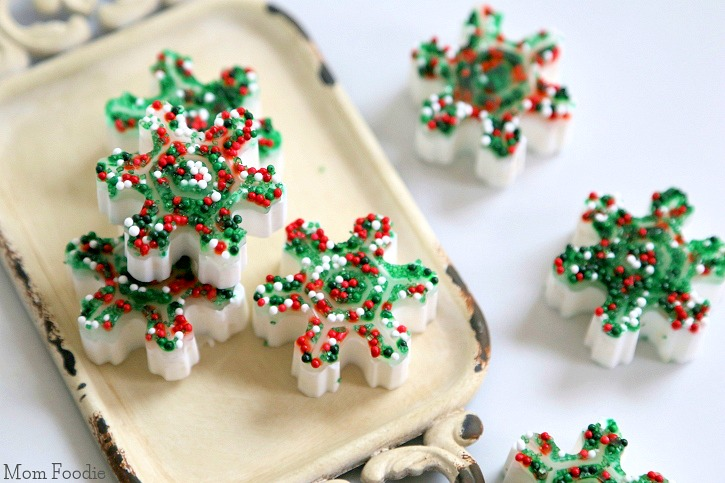 Homemade Holiday Guest Soaps Easy Diy Gifts For Christmas Mom Foodie