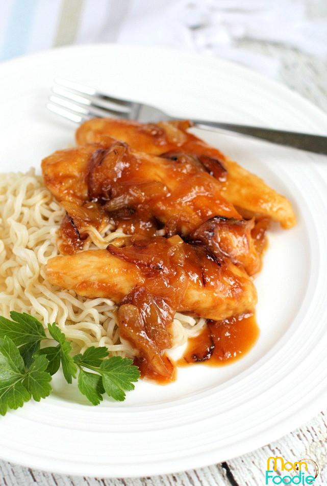 Honey Orange Chicken