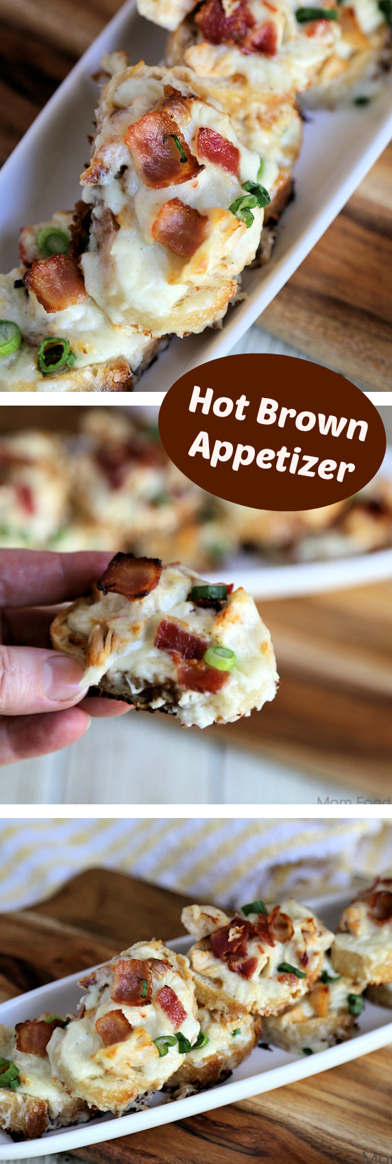 Hot Brown Appetizers