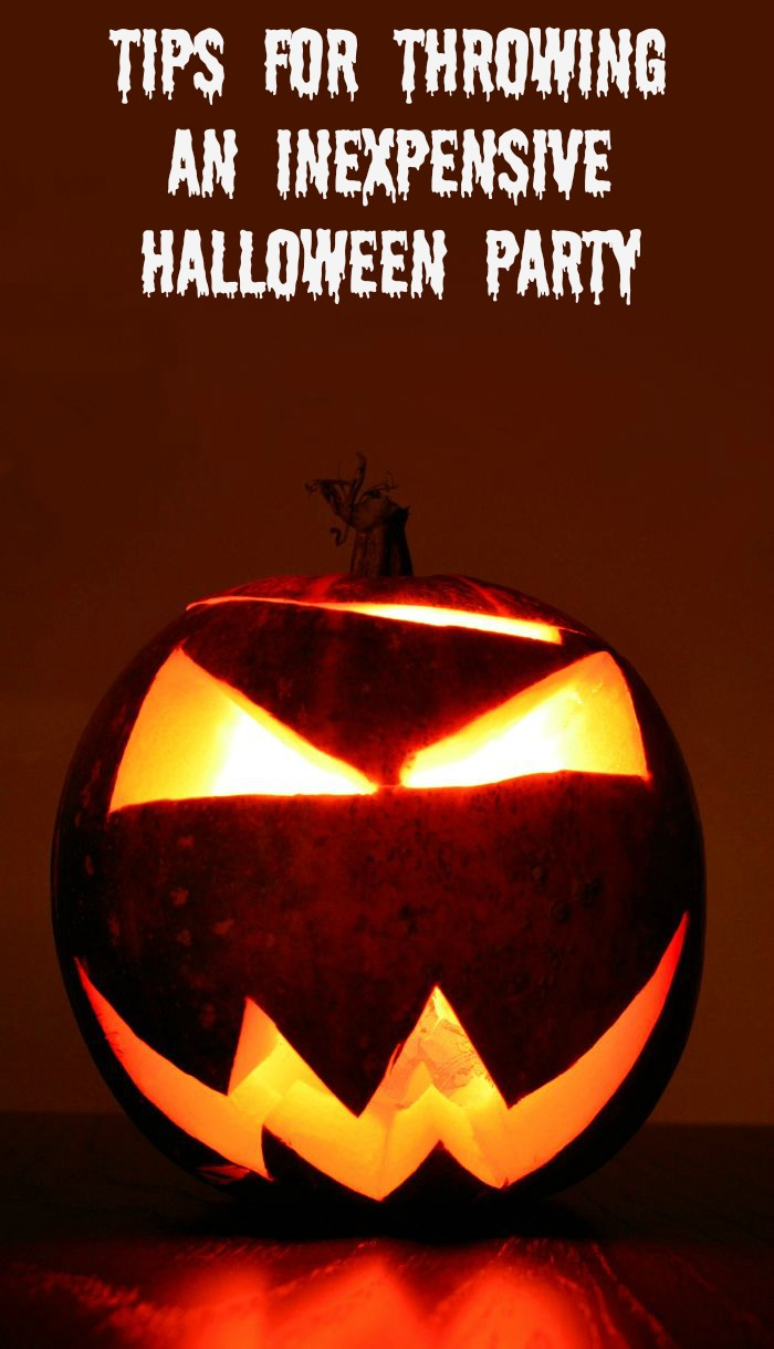 Inexpensive Halloween Party: Tips for Throwing a Party on a Budget
