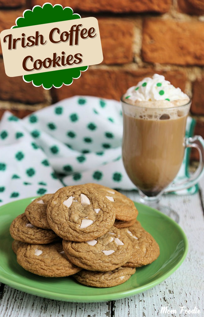 Irish Coffee Cookie Recipe