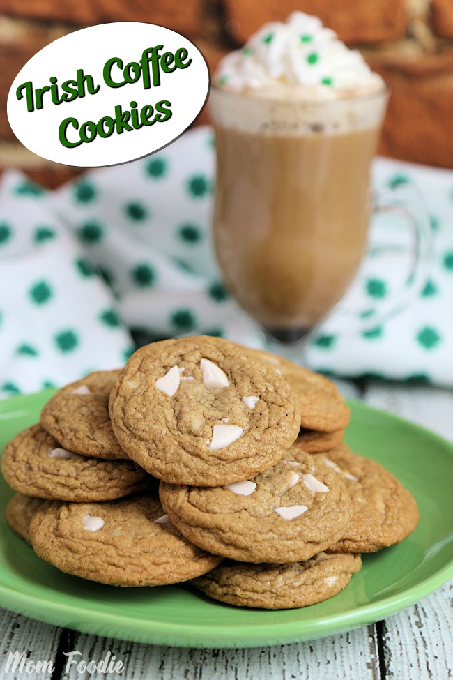 Irish Coffee Cookies Recipe 2