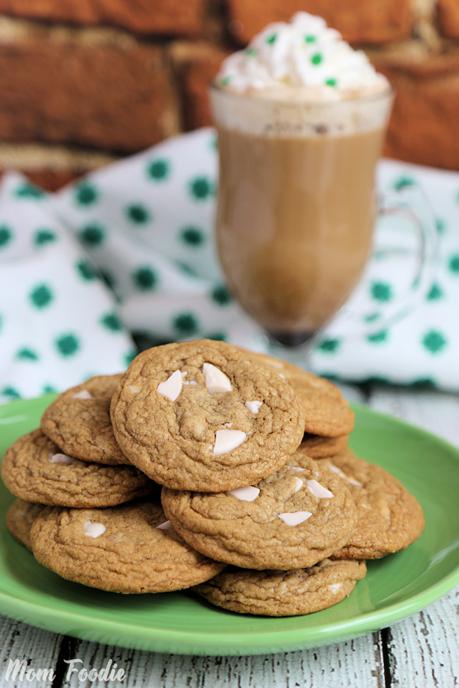 Irish Coffee Cookies Recipe