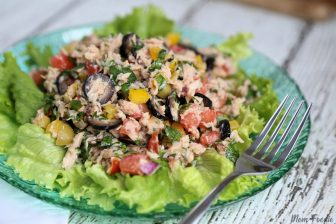 Italian Tuna Salad recipe