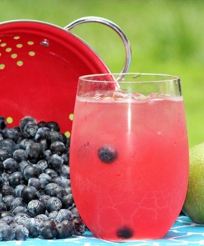 Jamaican Berry Breeze Cocktail Recipe (includes virgin  version)