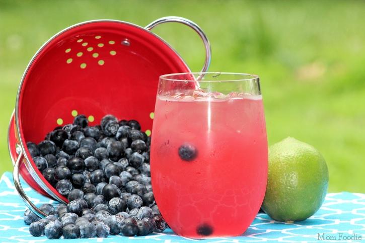 Jamaican Berry Breeze Cocktail Recipe