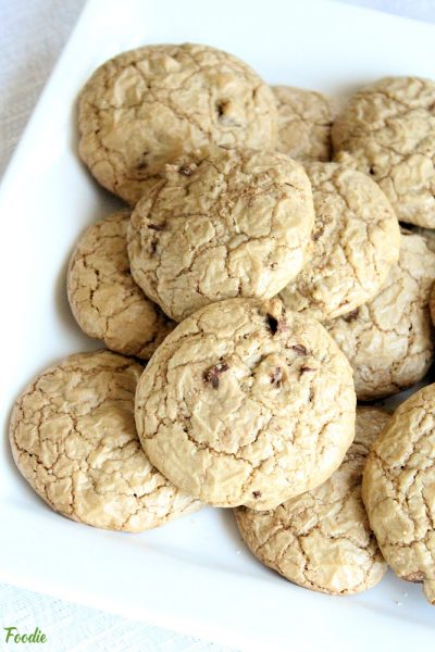 Java chip Cookies Recipe