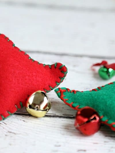 Jingle Bells DIY Christmas Cat Toys