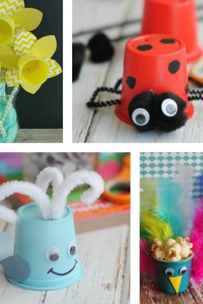 K-Cup Crafts for Kids: Fun Ways to Recycle Keurig K-Cups